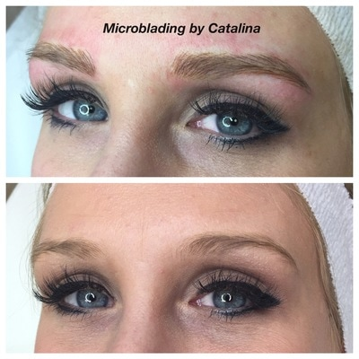 Microblading Las Vegas | Semi-Perminent 3D Eyebrows by Catalina